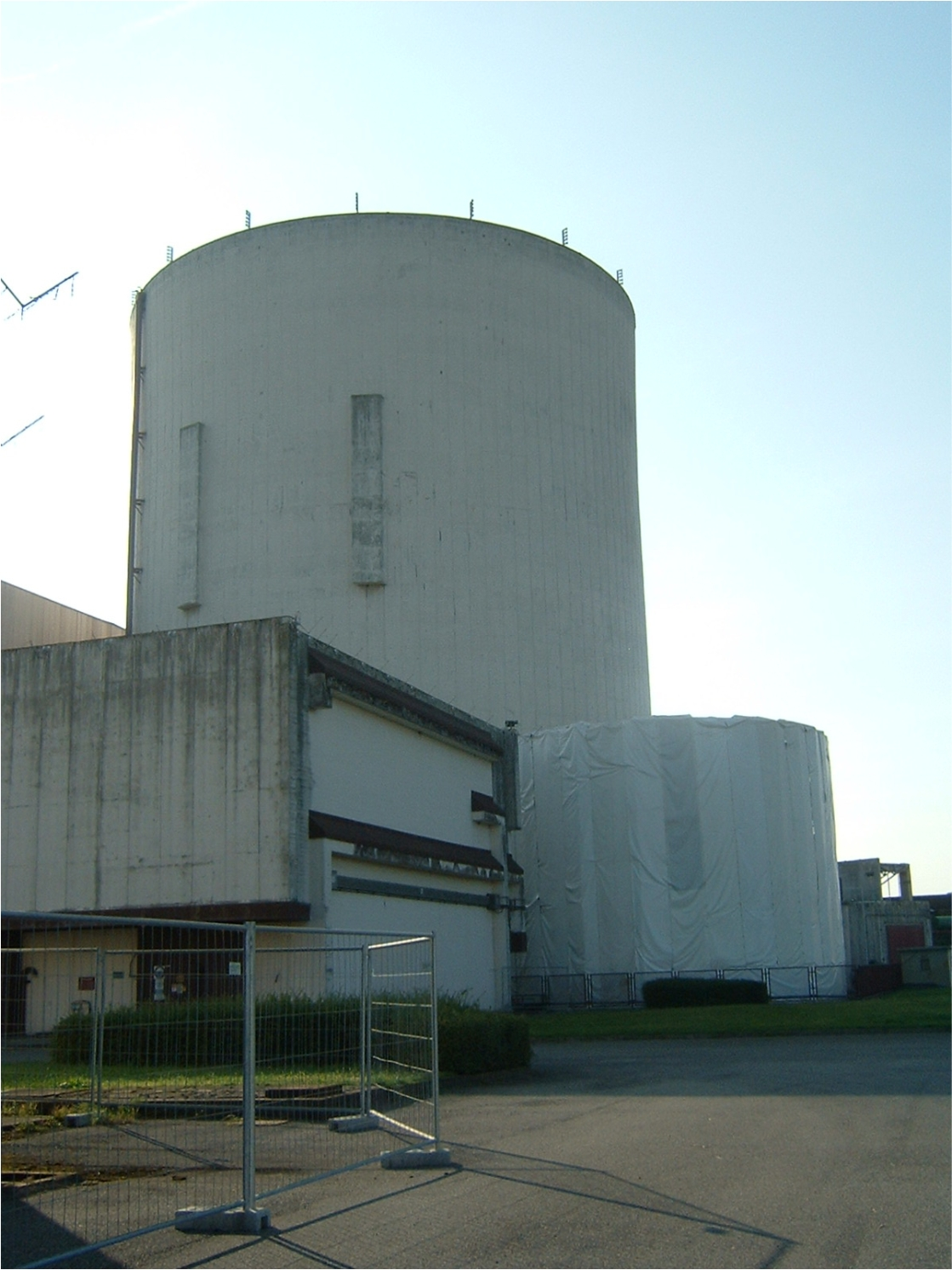 Centrale nucleare a Caorso (PC)