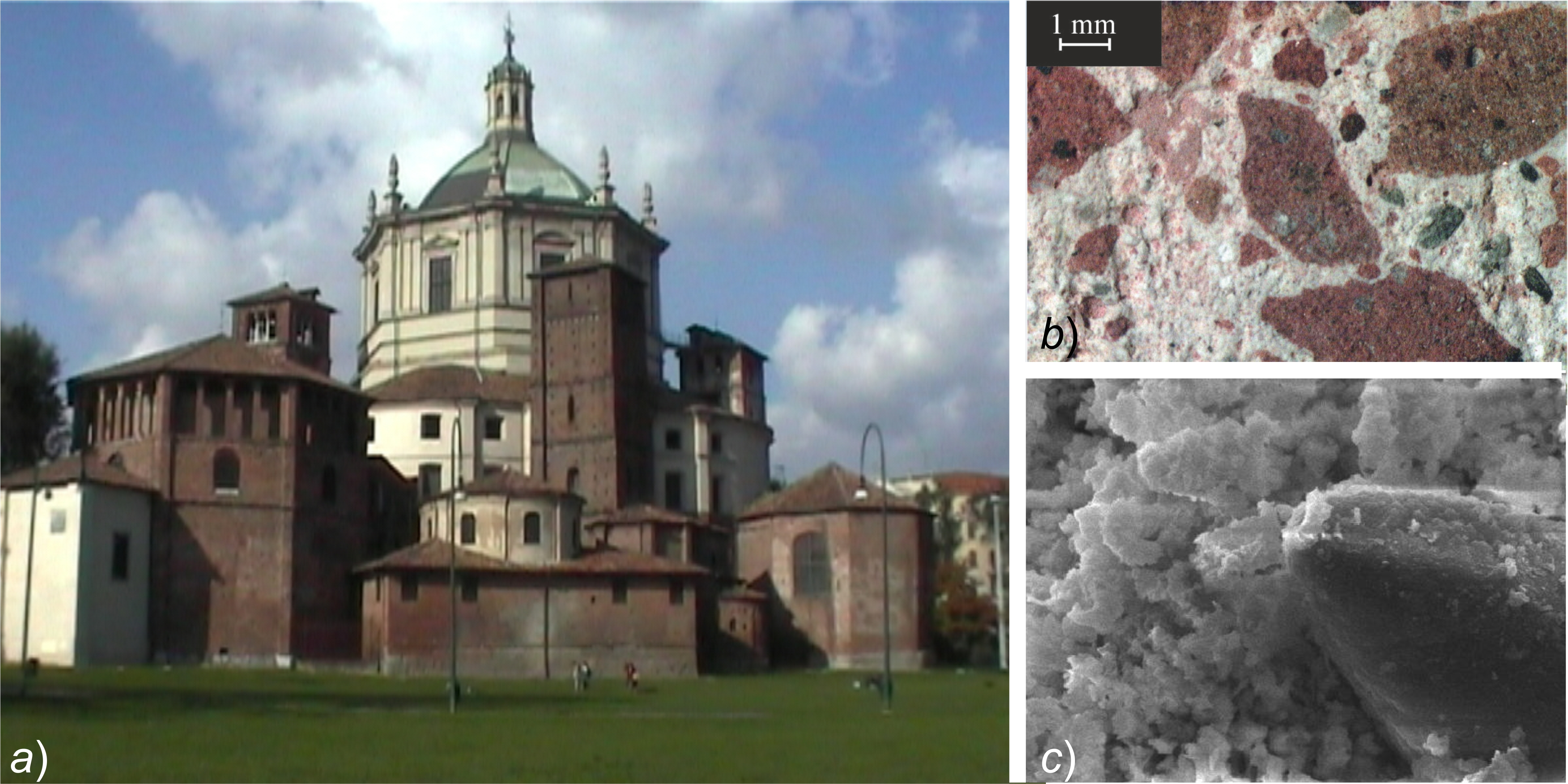 chiesa di San Lorenzo a Milano
